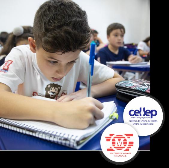 Ensino Fundamental 1 no Colégio Maia