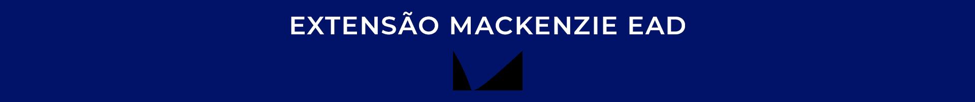 Extensão Mackenzie EAD
